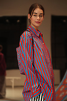 Marimekko <br /> show at Spring/Summer 2018 Ready-to-Wear Fashion Show at Paris Fashion Week in Paris, France in September 2017.<br /> CAP/GOL<br /> &copy;GOL/Capital Pictures