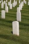 Tombstones not in line