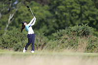Sofia Morgan (Chile) during final day of the World Amateur Team Championships 2018, Carton House, Kildare, Ireland. 01/09/2018.<br /> Picture Fran Caffrey / Golffile.ie<br /> <br /> All photo usage must carry mandatory copyright credit (&copy; Golffile | Fran Caffrey)