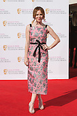London, UK. 8 May 2016. Angela Scanlon. Red carpet  celebrity arrivals for the House Of Fraser British Academy Television Awards at the Royal Festival Hall.
