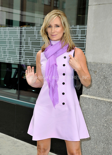 WWW.ACEPIXS.COM<br /> <br /> April 7 2015, New York City<br /> <br /> Reality TV star Sonja Morgan arriving at the Huff Post Live on April 7 2015 in New York City<br /> <br /> By Line: Curtis Means/ACE Pictures<br /> <br /> <br /> ACE Pictures, Inc.<br /> tel: 646 769 0430<br /> Email: info@acepixs.com<br /> www.acepixs.com