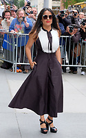 www.acepixs.com<br /> <br /> June 7 2017, New York City<br /> <br /> Actress Salma Hayek made an appearance at AOL Build on June 7 2017 in New York City<br /> <br /> By Line: Curtis Means/ACE Pictures<br /> <br /> <br /> ACE Pictures Inc<br /> Tel: 6467670430<br /> Email: info@acepixs.com<br /> www.acepixs.com