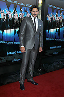 Joe Manganiello at the premiere of 'Magic Mike' at the closing night of the 2012 Los Angeles Film Festival held at Regal Cinemas L.A. Live on June 24, 2012 in Los Angeles, California. © mpi25/MediaPunch Inc. /NORTEPHOTO.COM<br />