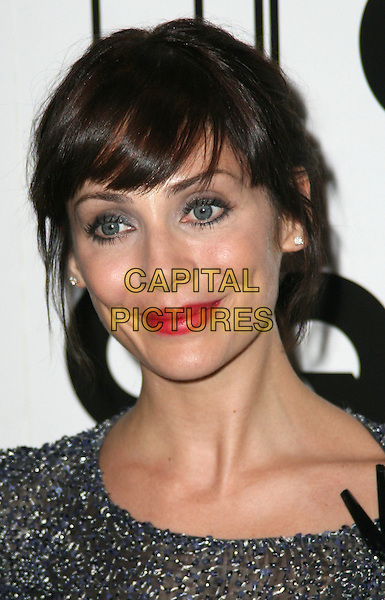 NATALIE IMBRUGLIA .GQ Men Of The Year Awards held at the Royal Opera House, Covent Garden, London, England..September 8th, 2009.headshot portrait silver red lipstick .CAP/JIL.©Jill Mayhew/Capital Pictures