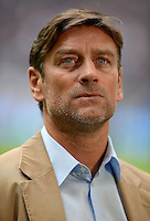 FUSSBALL   1. BUNDESLIGA   SAISON 2013/2014   6. SPIELTAG Hamburger SV - SV Werder Bremen                       21.09.2013 Sportdirektor Oliver Kreuzer (Hamburger SV)
