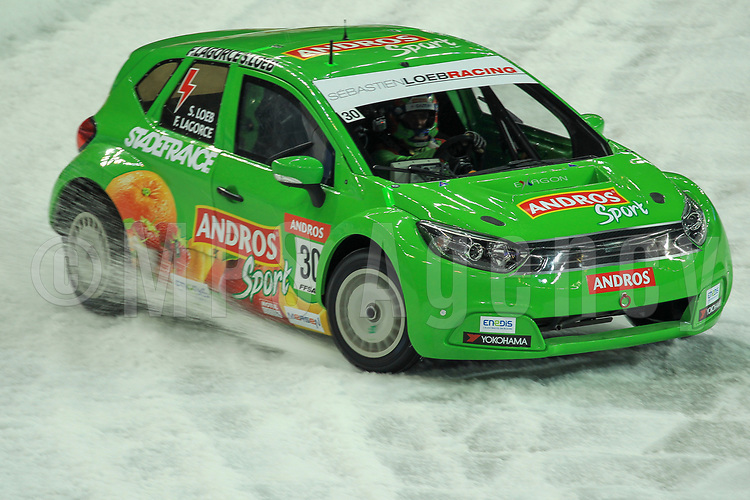 #30B FRANCK LAGORCE (FRA) ANDROS SPORT EXAGON ENGINEERING