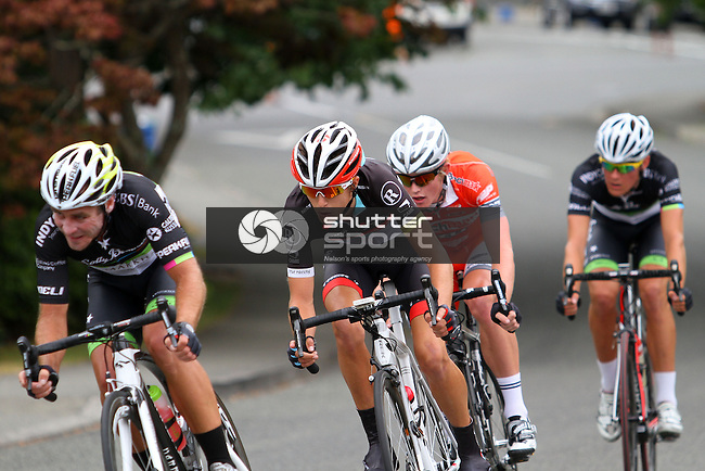 Tour de Vineyards 2013, Stage 1: Hill Street Circuit, Richmond, 28 December 2012, New Zealand<br /> Photo: Marc Palmano/shuttersport.co.nz
