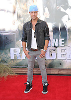 Joey Lawrence at The Disney World Premiere of The Lone Ranger held at at Disney California Adventure in Anaheim, California on June 22,2021                                                                   Copyright 2013 DVSIL / iPhotoLive.com