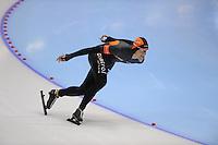 SCHAATSEN: HEERENVEEN: Thialf, KPN NK Sprint, 30-12-11, Ronald Mulder, ©foto: Martin de Jong.