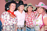 Having a great time at the barn dance in Herbert's bar Kilflynn on Saturday night were the organisers of the event. Sarah Nolan, Mags Costello, Maggie McElligott, and Mags Quinlan..   Copyright Kerry's Eye 2008