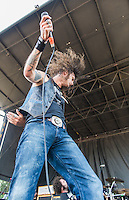Scorpion Child at Mayhem Fest 2013 in Atlanta, GA.