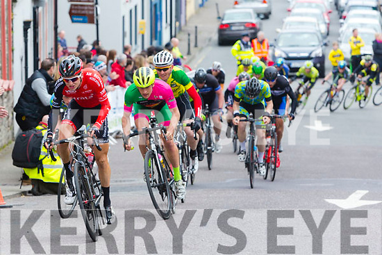 At The Ras Mumhan Cycle Race in Killorglin on Monday