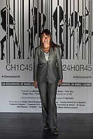 Documentary director and actress Mabel Lozano poses during the presentation of `Chicas nuevas 24 horas´ in Madrid, Spain. September 03, 2015. (ALTERPHOTOS/Victor Blanco)