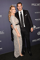 CULVER CITY, CA - NOVEMBER 11: Actress/model Molly Sims (L) and producer Scott Stuber attend the 2017 Baby2Baby Gala at 3Labs on November 11, 2017 in Culver City, California.<br /> CAP/ROT/TM<br /> &copy;TM/ROT/Capital Pictures