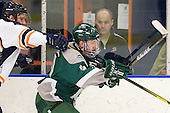 Ian Canty (Salem State - 7), Andrew Smith (Plymouth State - 10) - The visiting Plymouth State University Panthers defeated the Salem State University Vikings 3-2 on Thursday, December 1, 2011, at Rockett Arena in Salem, Massachusetts.