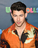 """13 April 2019 - Beverly Hills, California - Nick Jonas. """"UglyDolls"""" Los Angeles Photo Call held at The Four Seasons Hotel.  <br /> CAP/ADM/BB<br /> ©BB/ADM/Capital Pictures"""