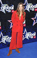 Jade Bird at the Global Awards 2019, Hammersmith Apollo (Eventim Apollo), Queen Caroline Street, London, England, UK, on Thursday 07th March 2019.<br /> CAP/CAN<br /> &copy;CAN/Capital Pictures