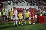 Al Ahli (UAE) vs Tractorsazi Tabriz during the 2015 AFC Champions League Group D  on March 04, 2015 at the Rashid Stadium, in Dubai, UAE. Photo by Adnan Hajj /  World Sport Group