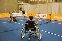 14-12-12, Rotterdam, Tennis, Masters,Kids plaza