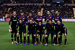 FC Barcelona's team photo during La Liga match between Rayo Vallecano and FC Barcelona at Vallecas Stadium in Madrid, Spain. November 03, 2018. (ALTERPHOTOS/A. Perez Meca)