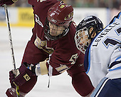 Brian Boyle, Michel Leveille - The Boston College Eagles defeated the University of Maine Black Bears 4-1 in the Hockey East Semi-Final at the TD Banknorth Garden on Friday, March 17, 2006.