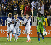 La Galaxy vs. Seattle Sounders, May 26, 2013
