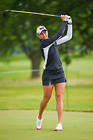 Ryann O'Toole (USA) watches her tee shot on 12 during the round 1 of the KPMG Women's PGA Championship, Hazeltine National, Chaska, Minnesota, USA. 6/20/2019.<br /> Picture: Golffile | Ken Murray<br /> <br /> <br /> All photo usage must carry mandatory copyright credit (© Golffile | Ken Murray)