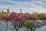 BJ 4.18.17 St. Joseph Lake Scenic 2138.JPG by Barbara Johnston/University of Notre Dame