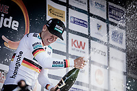 podium:<br /> <br /> 1. Pascal Ackermann (GER/Bora Hansgrohe)<br /> <br /> <br /> Bredene Koksijde Classic (2019) ( former Handzame Classic )<br /> Bredene > Koksijde 199km (BEL)<br /> <br /> ©kramon