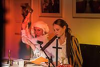 2016/10/06 Kultur | Szenische Lesung Peter Weiss