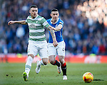 Anthony Stokes and Fraser Aird