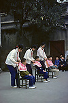 Performance At Deaf School
