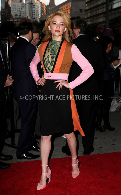 ACEPIXS.COM<br /> <br /> September 22 2014, New York City<br /> <br /> Haley Bennett attends the 'The Equalizer' New York premiere at the AMC Lincoln Square Theater on September 22, 2014 in New York City.<br /> <br /> By Line: Nancy Rivera/ACE Pictures<br /> <br /> ACE Pictures, Inc.<br /> www.acepixs.com<br /> Email: info@acepixs.com<br /> Tel: 646 769 0430