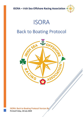 A programme for safe sailing in the time of COVID-19 – the ISORA Protocol