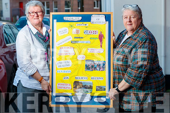 Anne O''Donnell and Julianna Murphy who are doing a Vision Board workshop on Sunday at Ardfert Retreat Centre from 2pm to 5pm