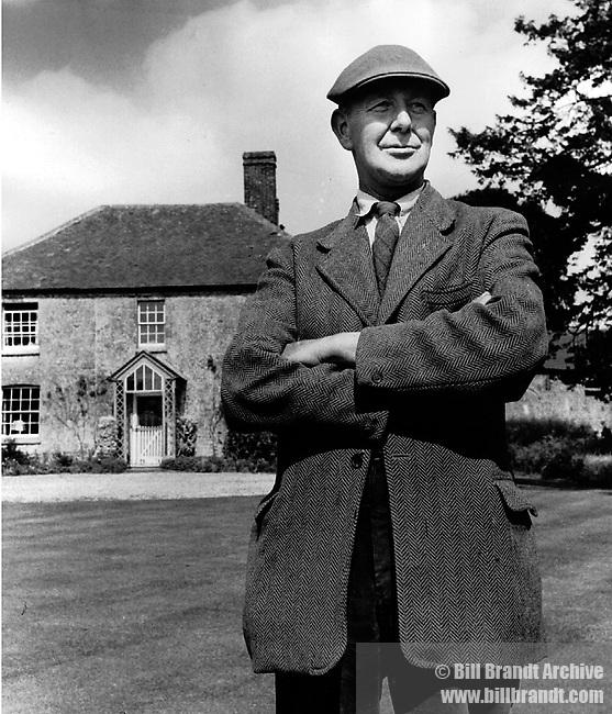 Gentleman farmer, 1960s