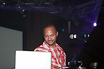 DJ Wiz at El DeBarge CD Release Show for 'Second Chance' at the Highline Ballroom, New York 11/30/10