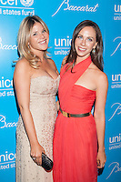 NEW YORK, NY - NOVEMBER 27: Jenna Bush and Barbara Bush  attend the Unicef SnowFlake Ball at Cipriani 42nd Street on November 27, 2012 in New York City. © Diego Corredor/MediaPunch Inc. .. /NortePhoto