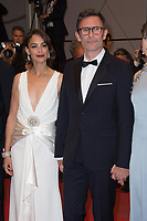 at the premiere for &quot;Redoubtable&quot; at the 70th Festival de Cannes, Cannes, France. 21 May  2017<br /> Picture: Paul Smith/Featureflash/SilverHub 0208 004 5359 sales@silverhubmedia.com