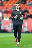 Spain's Kepa Arrizabalaga  during the qualifying match for Euro 2020 on 23th March, 2019 in Valencia, Spain. (ALTERPHOTOS/Alconada)<br /> Valencia 23-03-2019 <br /> Football Qualifying match Euro2020<br /> Spain Vs Norway <br /> foto Alterphotos/Insidefoto <br /> ITALY ONLY