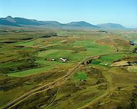 Daufá séð til norðvesturs, Lýtingsstaðahreppur / Daufa viewing northwest, Lytingsstadahreppur.