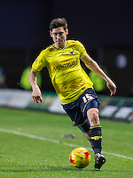 Callum O'Dowda of Oxford United in action during the Sky Bet League 2 match between Oxford United and Bristol Rovers at the Kassam Stadium, Oxford, England on 17 January 2016. Photo by Andy Rowland / PRiME Media Images.