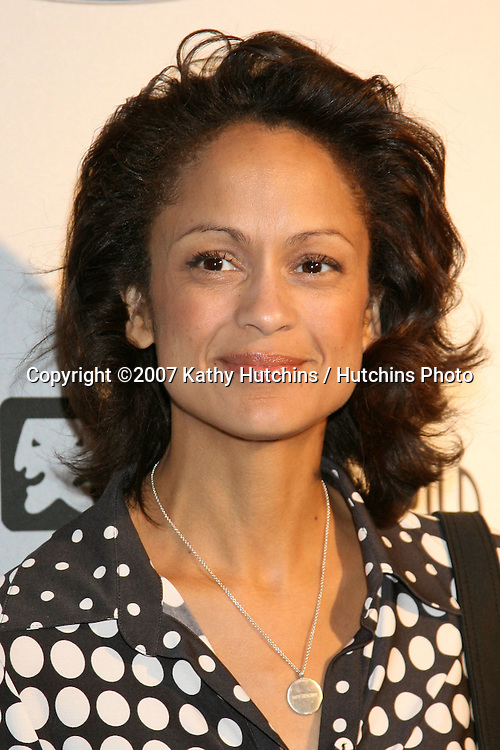 Anne-Marie Johnson.Screen Actors Guild Award of Excellence Breakfast.Hollywood & Highland Annex.Los Angeles,  CA.October 25, 2007.©2007 Kathy Hutchins / Hutchins Photo...               .