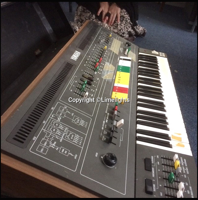 BNPS.co.uk (01202 558833)<br /> Pic: Limelights/BNPS<br /> <br /> The synthesiser used by eighties pop group Ultravox for their seminal hit Vienna has emerged for sale after being uncovered in the store room of a youth club.