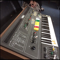 For Sale - Ultravox's 'Vienna' Synth.