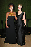 BEVERLY HILLS, CA - JANUARY 7: Samira Wiley, Lauren Morelli, at 75th Annual Golden Globe Awards_Roaming at The Beverly Hilton Hotel in Beverly Hills, California on January 7, 2018. <br /> CAP/MPIFS<br /> &copy;MPIFS/Capital Pictures