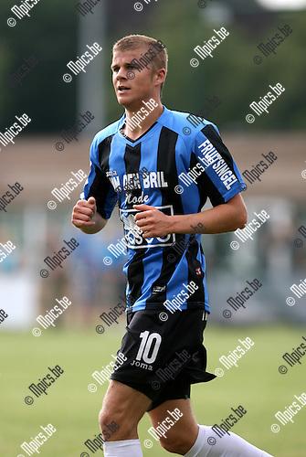 2010-07-21 / Seizoen 2010-2011 / Voetbal / K. Rupel Boom / Bjorn Beyens..Foto: mpics