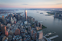 New York City - aerial
