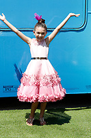 """LOS ANGELES - AUG 10:  Brooklynn Prince at the """"The Angry Birds Movie 2"""" at the Village Theater on August 10, 2019 in Westwood, CA"""