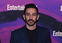 NEW YORK, NEW YORK - MAY 13: Amir Arison attends the People & Entertainment Weekly 2019 Upfronts at Union Park on May 13, 2019 in New York City. <br /> CAP/MPI/IS/JS<br /> ©JS/IS/MPI/Capital Pictures